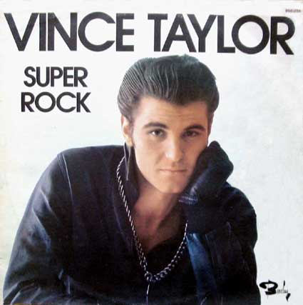 """VINCE TAYLOR """" Brand new Cadillac (live)"""""""