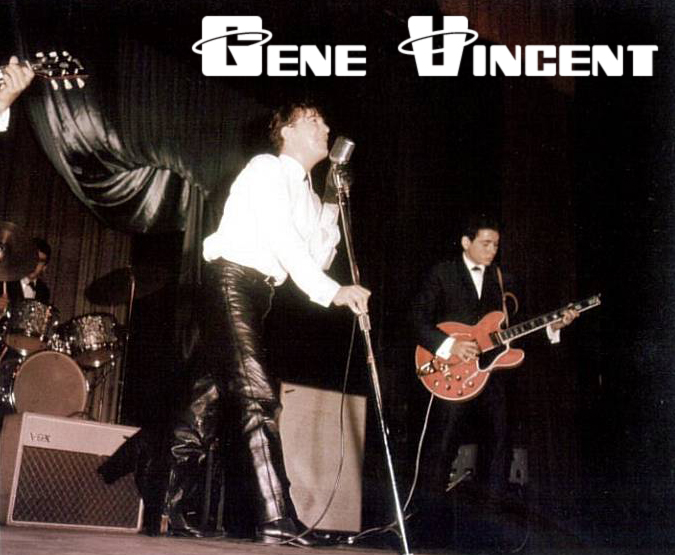 Gene Vincent – Be-Bop-A-Lula ( clip vidéo).