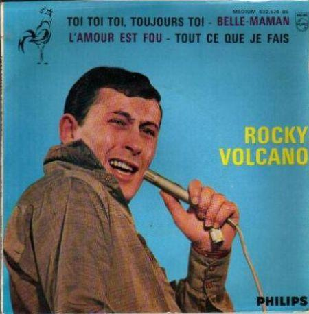 Rocky Volcano – Comme un volcan (clip vidéo)