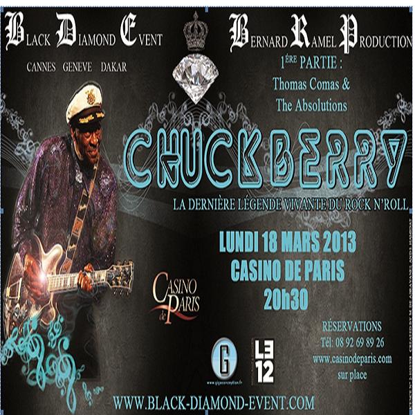 Fantômes du rock ! Chuck-bis
