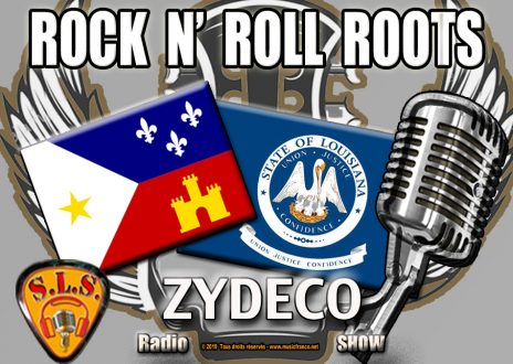 Rock and Roll Roots en Streaming et Podcast. Cette semaine voyage au pays Cajun au son du Zydeco !!