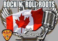 Rock and Roll Roots en Streaming et Podcast. Cette semaine le Rock made in Canada.