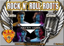 Rock and Roll Roots. Cette semaine le quatuor Seven Ages. Streaming.
