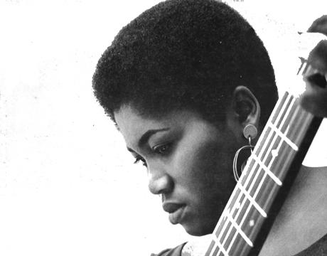 Odetta et  le Blues, la féminité, au service du mouvement de la défense des droits civiques aux USA dans les années 60 .