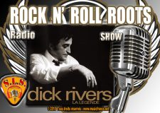 Rock and Roll Roots en Streaming. Cette semaine hommage à Dick Rivers.